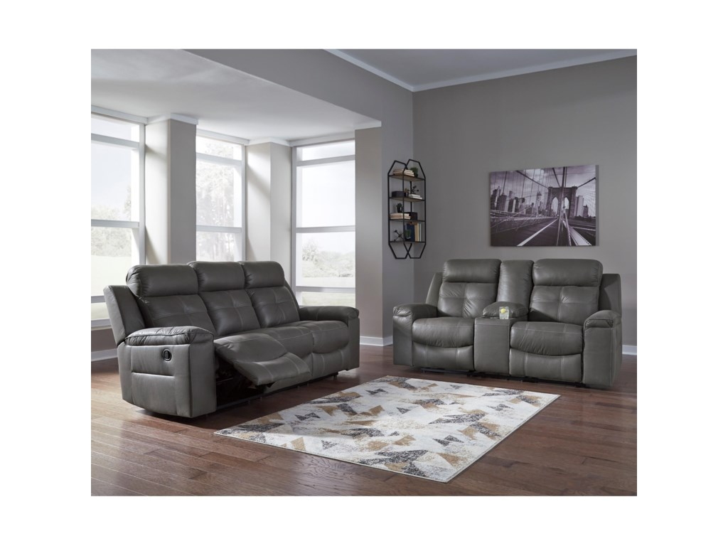 Signature Design by Ashley JesoloReclining Living Room Group