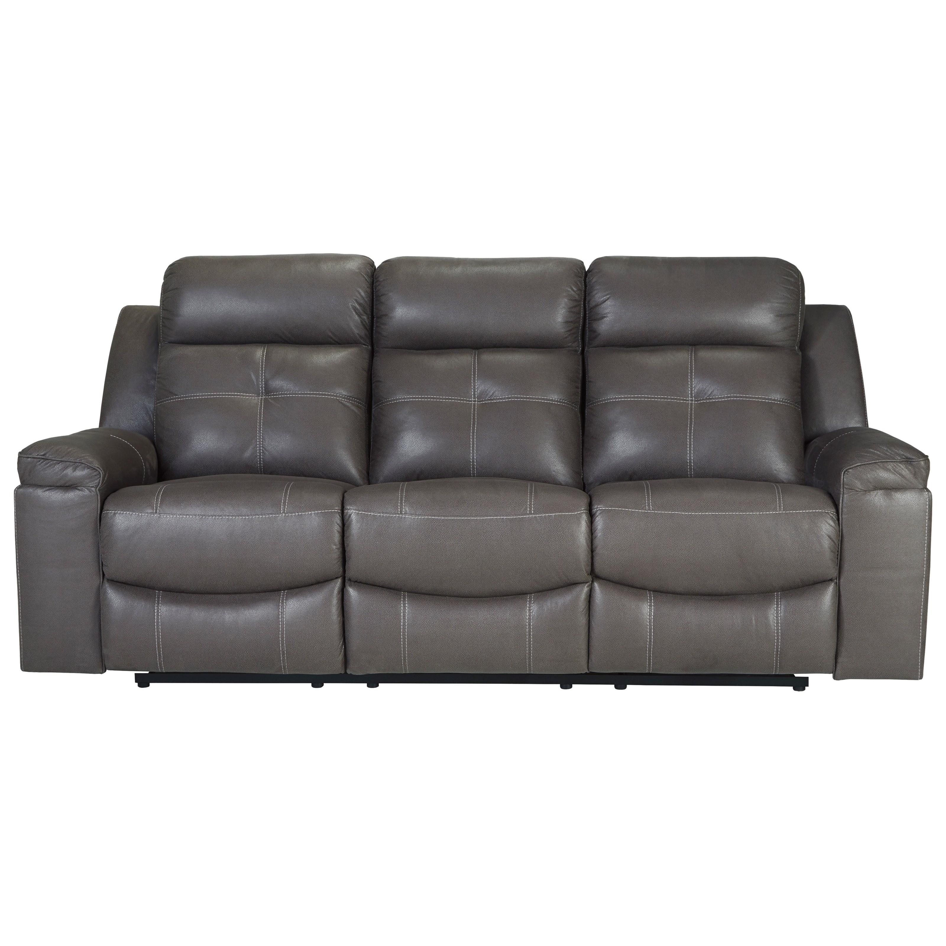 signature design by ashley jesolo contemporary reclining sofasignature design by ashley jesolo contemporary reclining sofa
