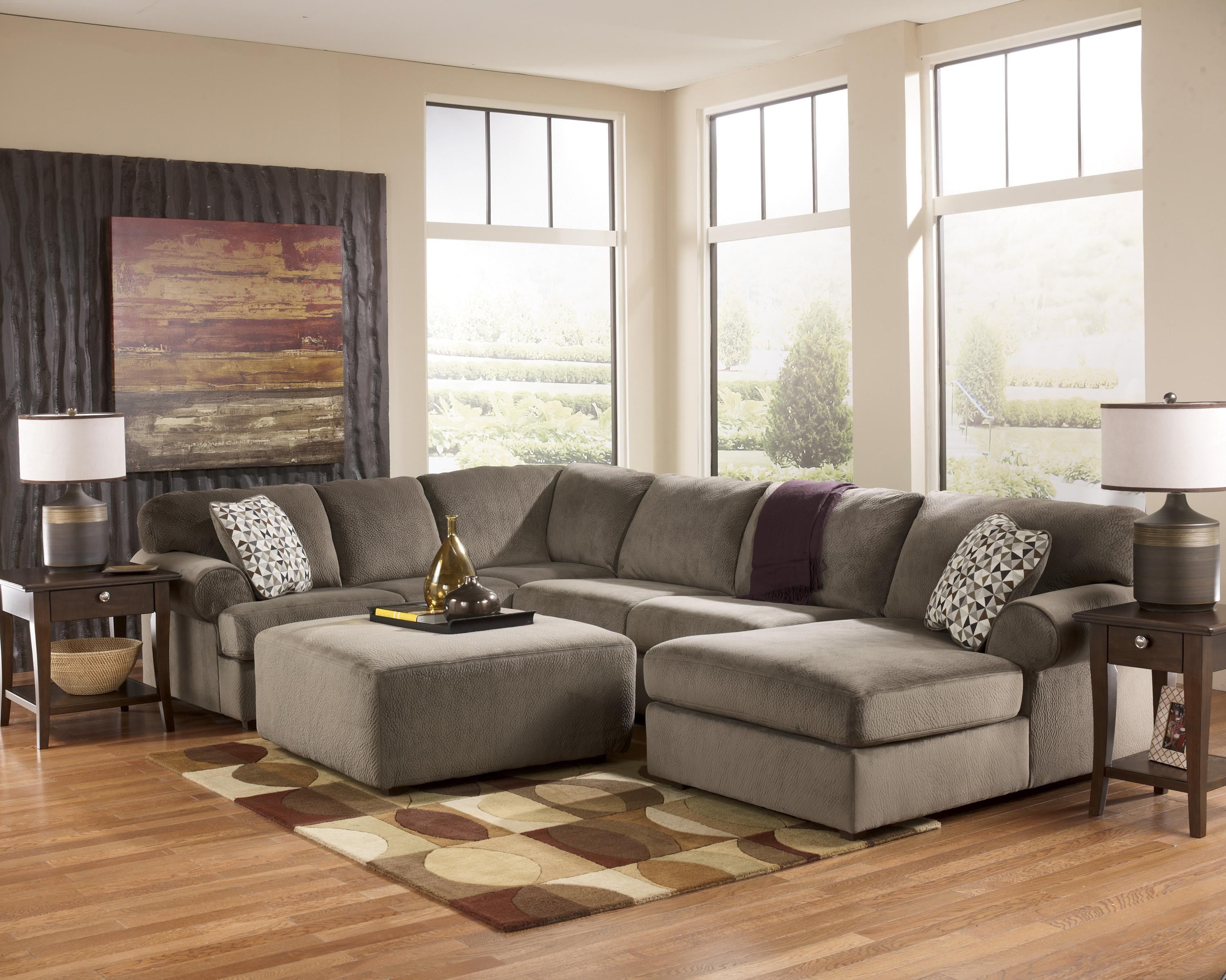 ... Shown with Coordinating Collection Sectional Sofa : jessa place sectional dimensions - Sectionals, Sofas & Couches