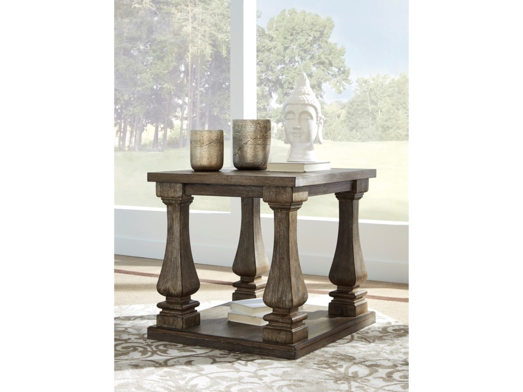 Signature Design by Ashley JohnelleRectangular End Table