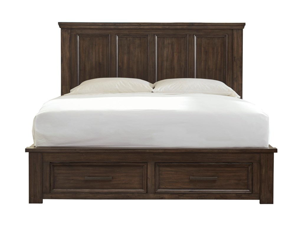 Signature Design by Ashley JohurstKing Panel Bed