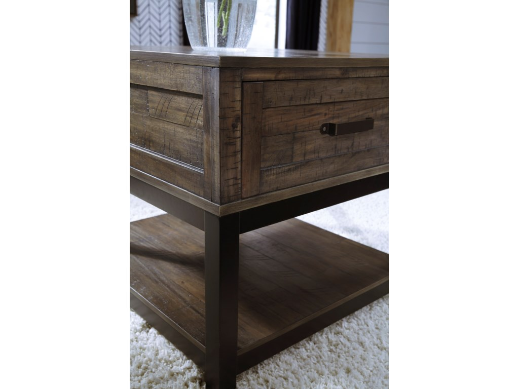 Signature Design by Ashley JohurstRectangular End Table