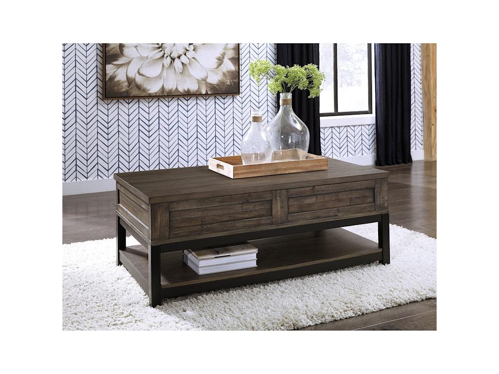 Signature Design by Ashley JohurstRectangular Lift Top Cocktail Table