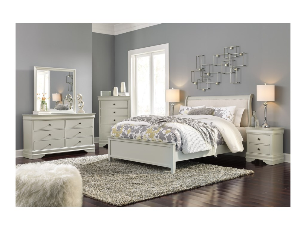 Signature Design by Ashley JorstadKing Bed Room Group