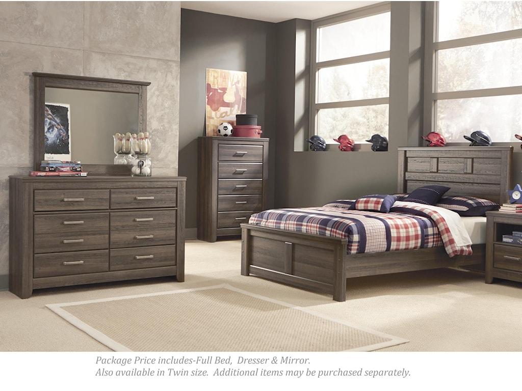 Signature Design by Ashley Juararo3-PC Full Bedroom