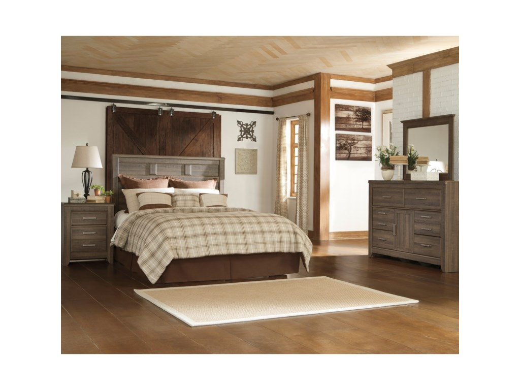 Signature Design by Ashley RemmyKing Bedroom Group