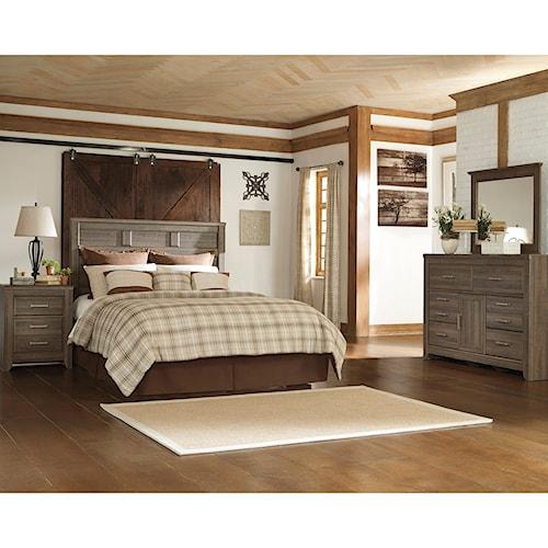 Signature Design by Ashley Juararo King Bedroom Group
