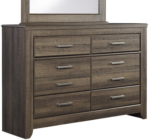 Signature Design by Ashley Juararo 6-Drawer Youth Dresser
