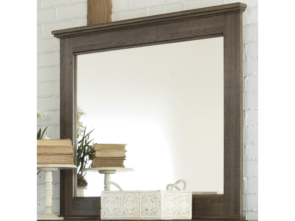 Signature Design by Ashley JuararoDresser and Mirror Set