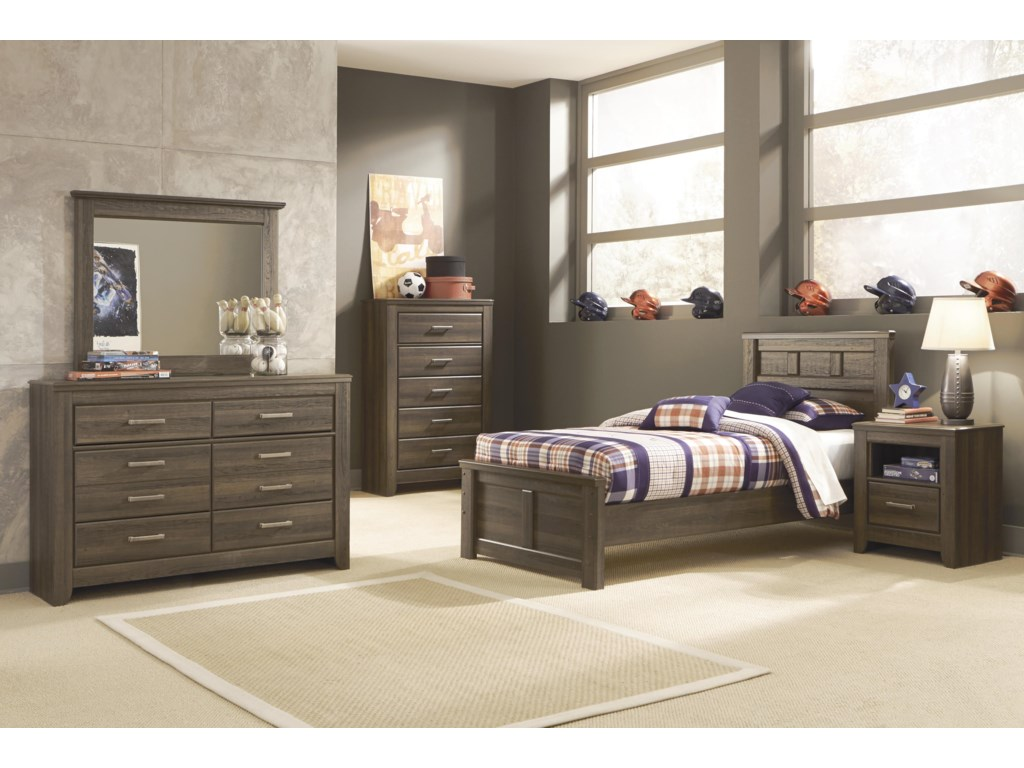 Signature Design by Ashley JuararoTwin Panel Bed