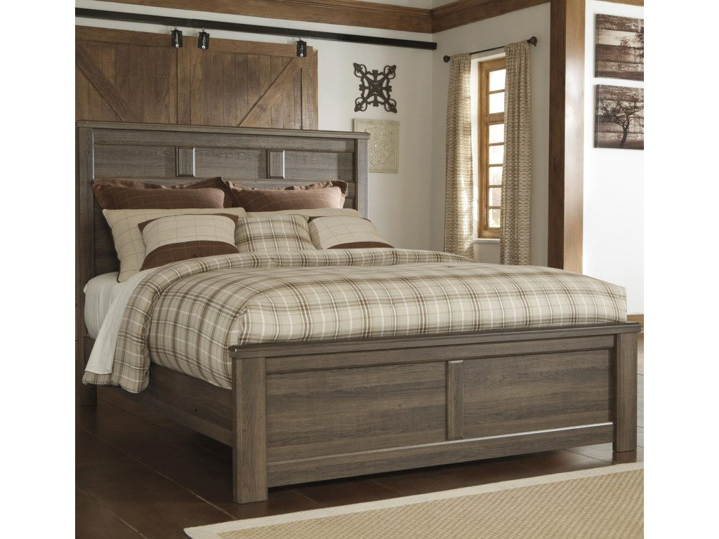 Signature Design by Ashley JuararoQueen Panel Bed