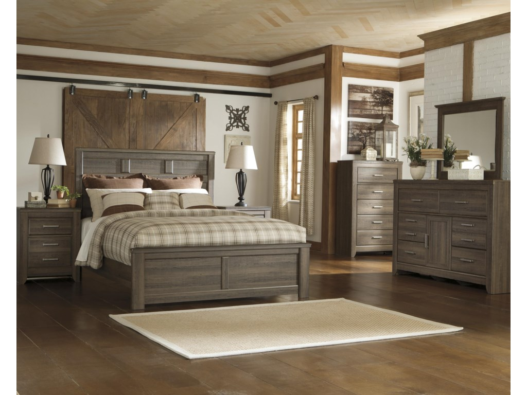 Signature Design by Ashley RemmyQueen Panel Bed