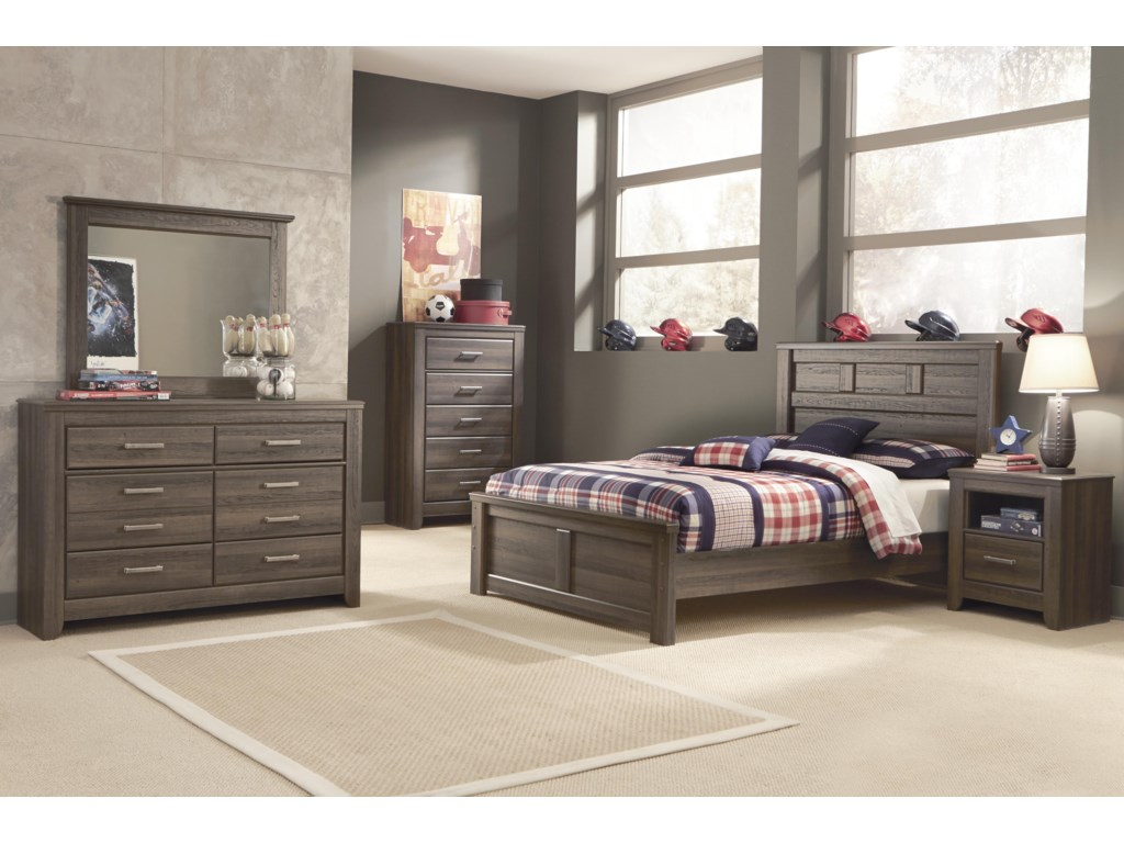 Signature Design by Ashley JuararoFull Panel Bed