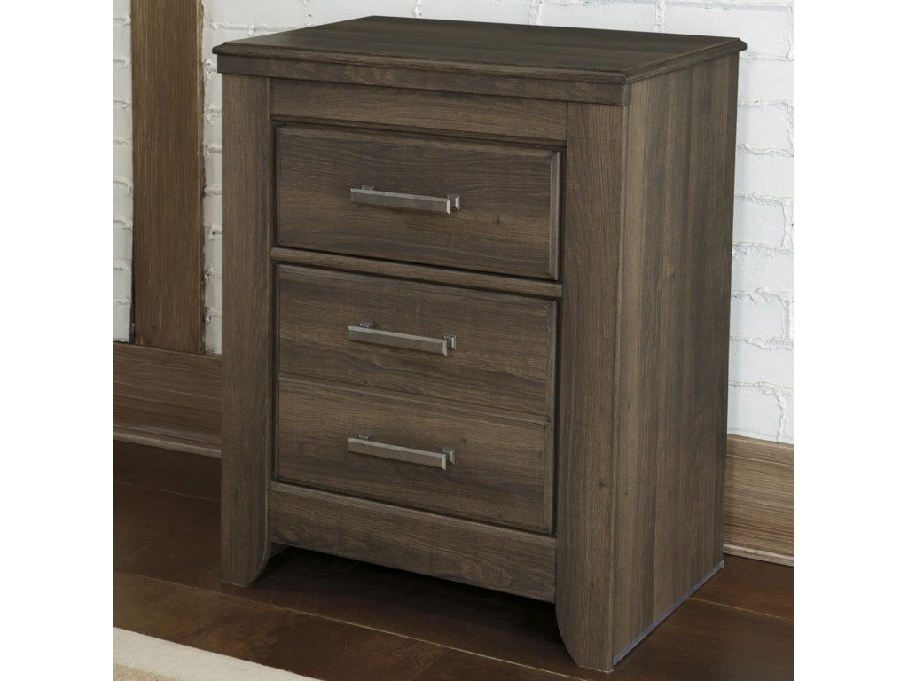 Signature Design by Ashley Juararo2-Drawer Nightstand