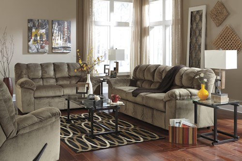 Signature Design by Ashley Julson - Dune Stationary Living Room Group