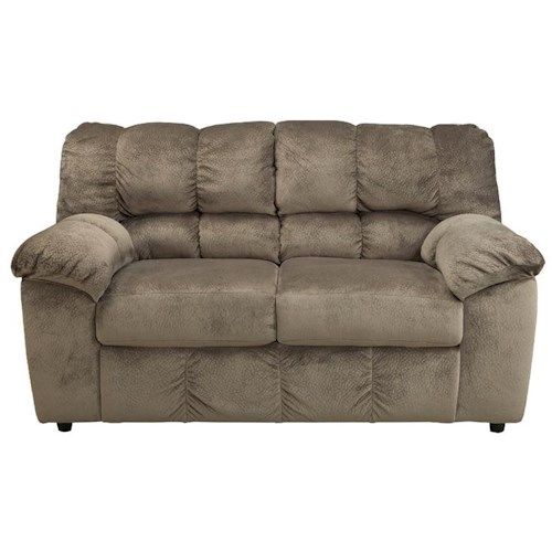 Signature Design by Ashley Julson - Dune Casual Contemporary Loveseat