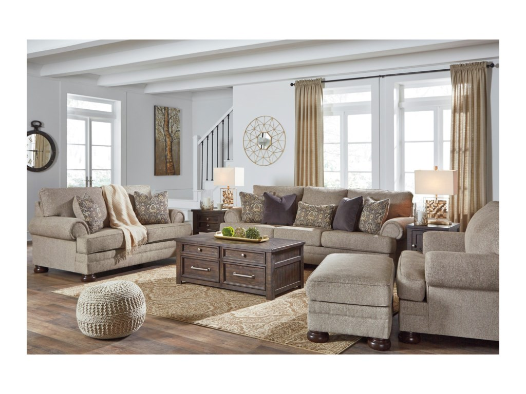 Signature Design by Ashley KananwoodLiving Room Group