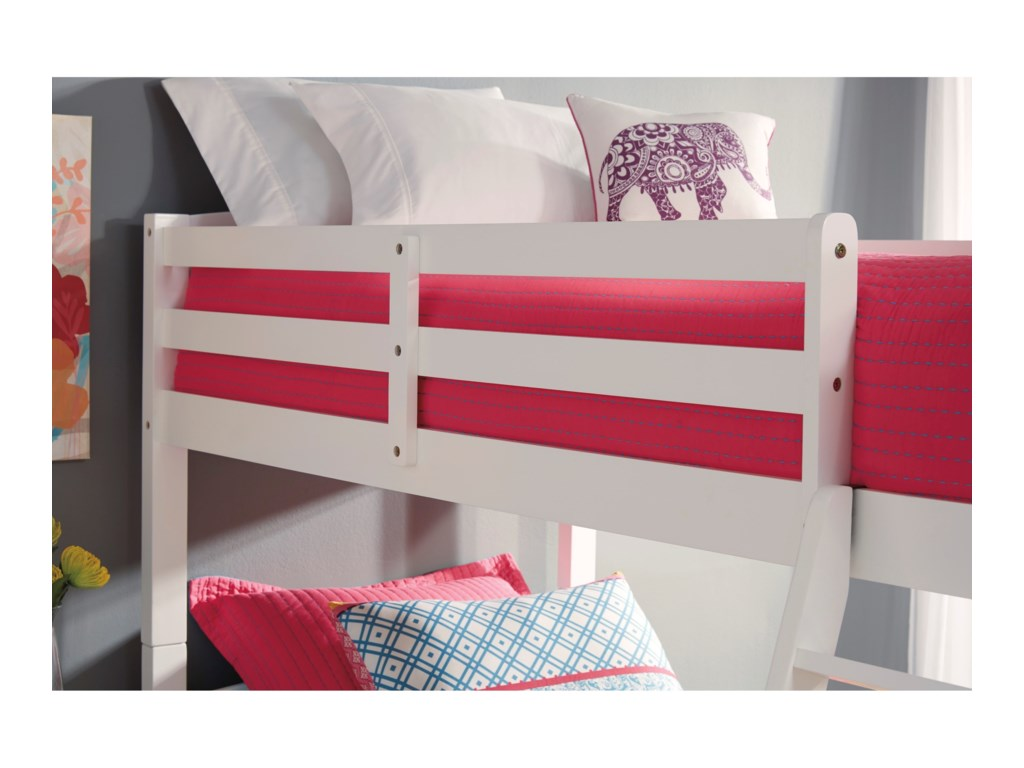 Ashley Signature Design KaslynTwin/Twin Bunk Bed