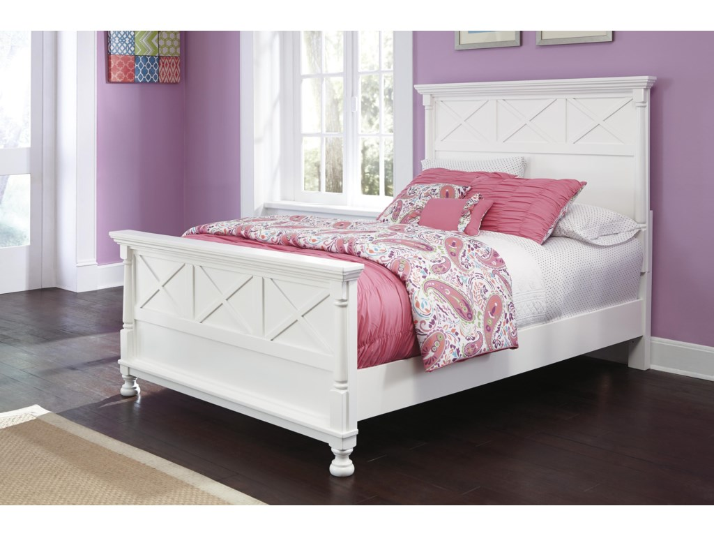 Ashley (Signature Design) KaslynQueen Panel Bed