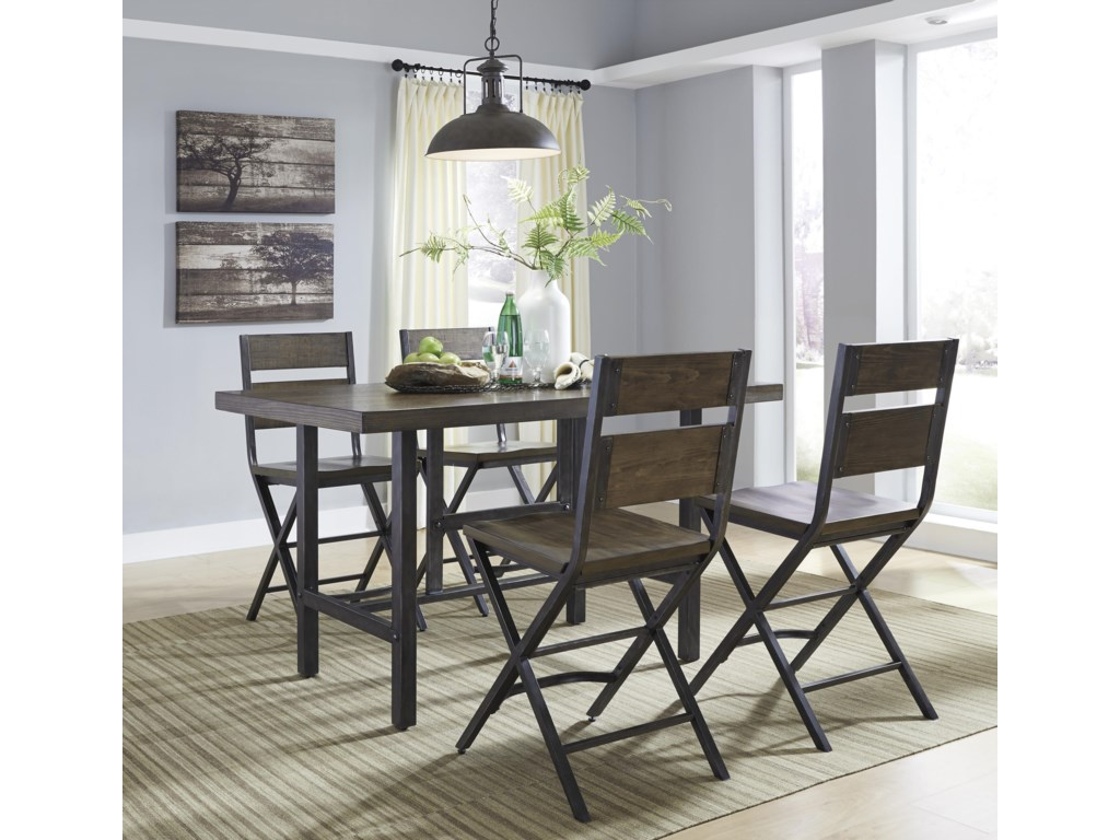 Signature Design by Ashley Kavara5 Pc Dining Group