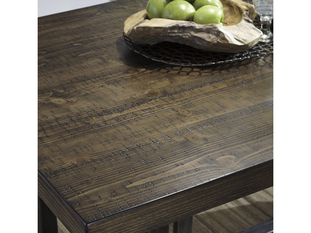 Signature Design by Ashley KavaraRectangular Dining Room Counter Table