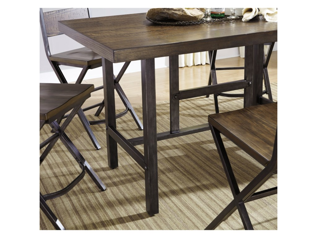 Signature Design by Ashley Kavara5-Piece Rectangular Dining Table Set