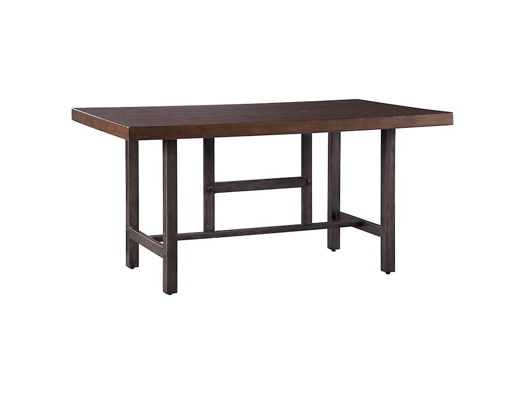 Signature Design by Ashley Kavara7-Piece Rectangular Dining Table Set