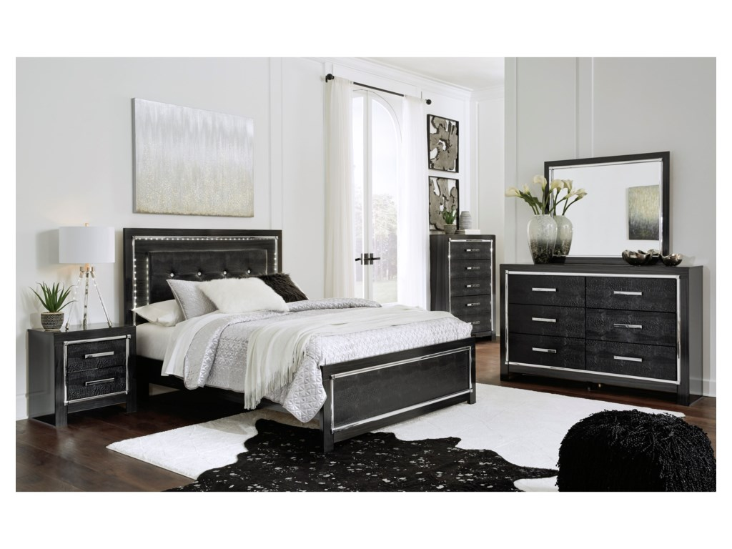 Signature Design by Ashley KaydellQueen Bedroom Group