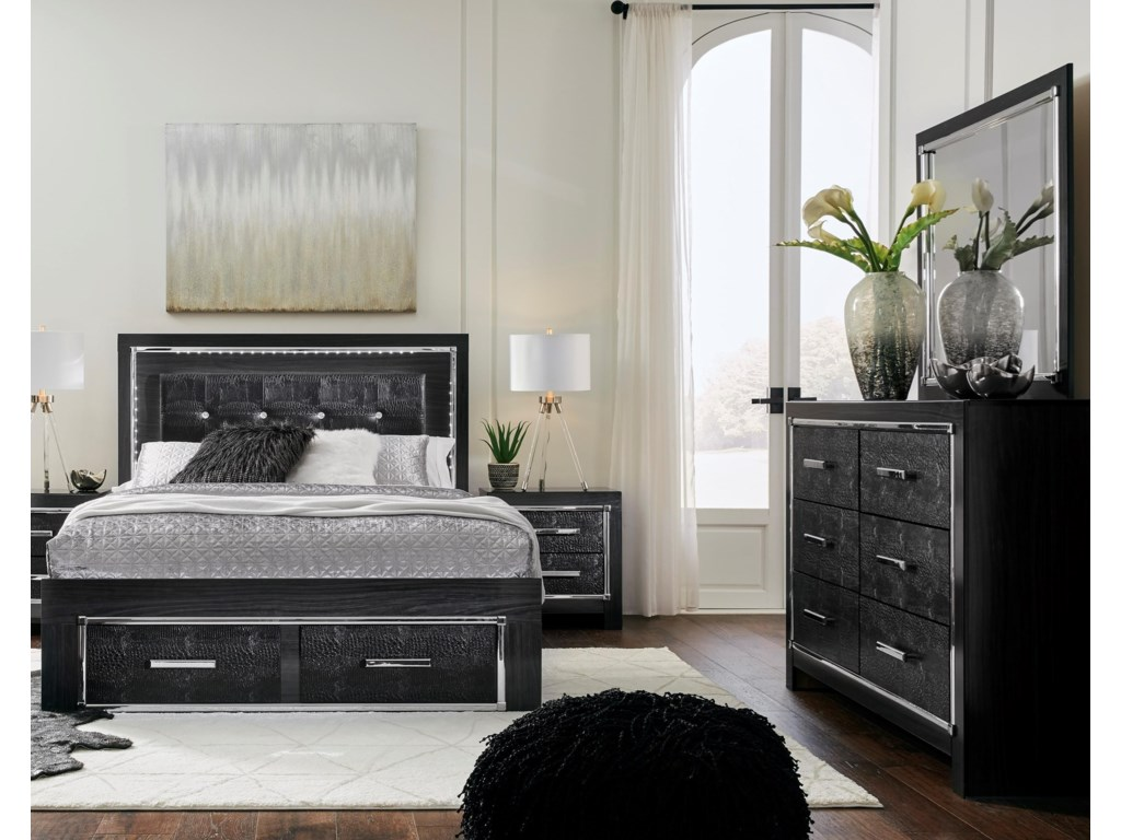 Signature Design by Ashley KaydellKing Bedroom Group