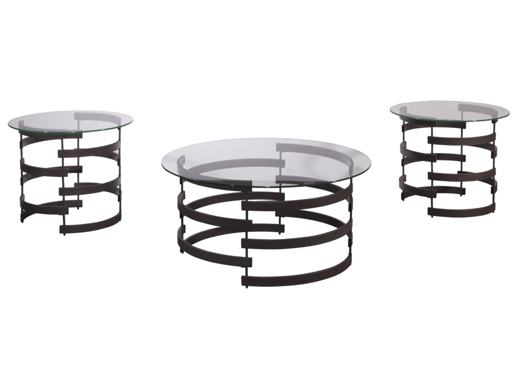 Ashley (Signature Design) KaymineOccasional Table Set