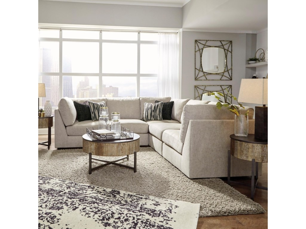 Signature Design by Ashley Kellway5-Piece Sectional