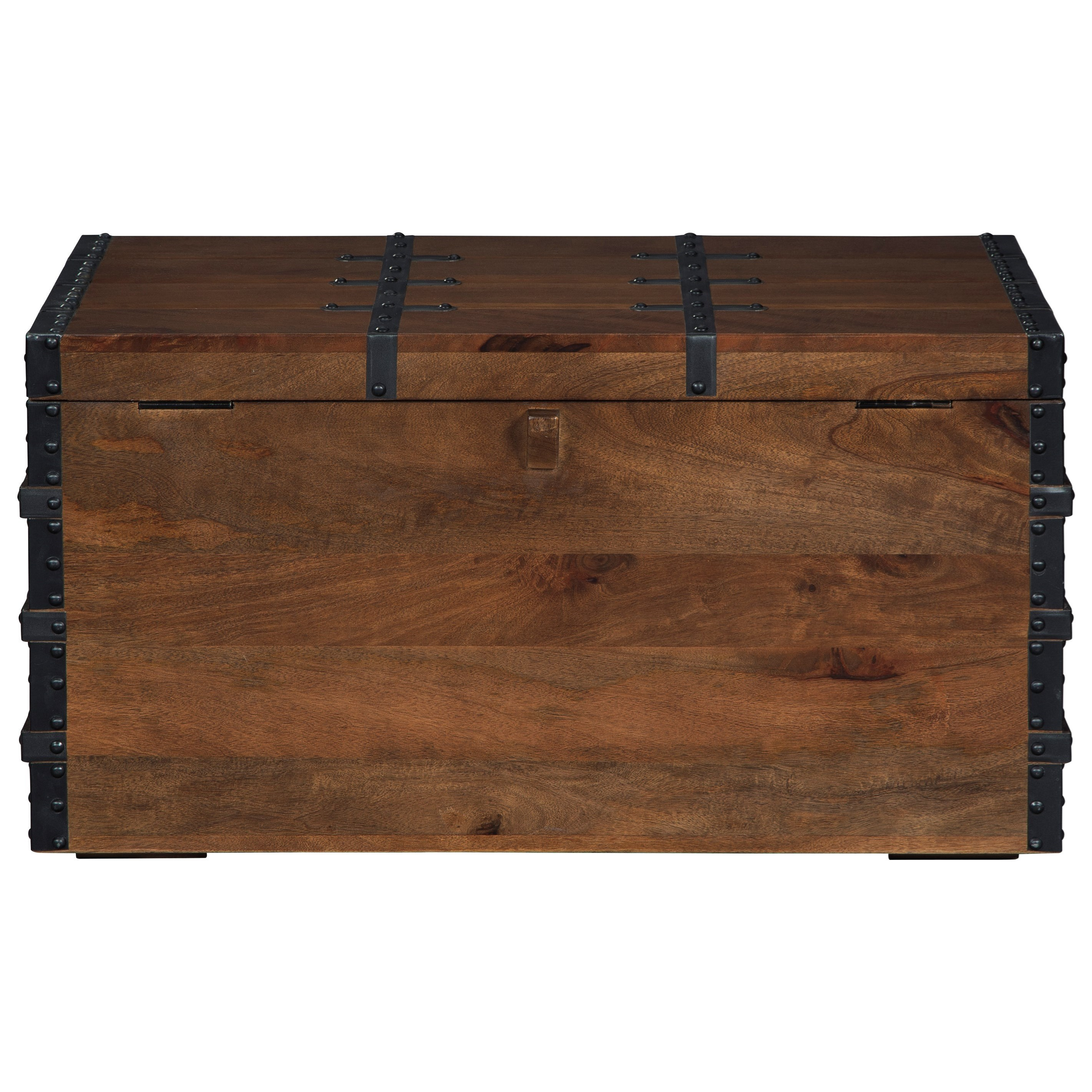 ... Signature Design By Ashley KettlebyStorage Trunk ...