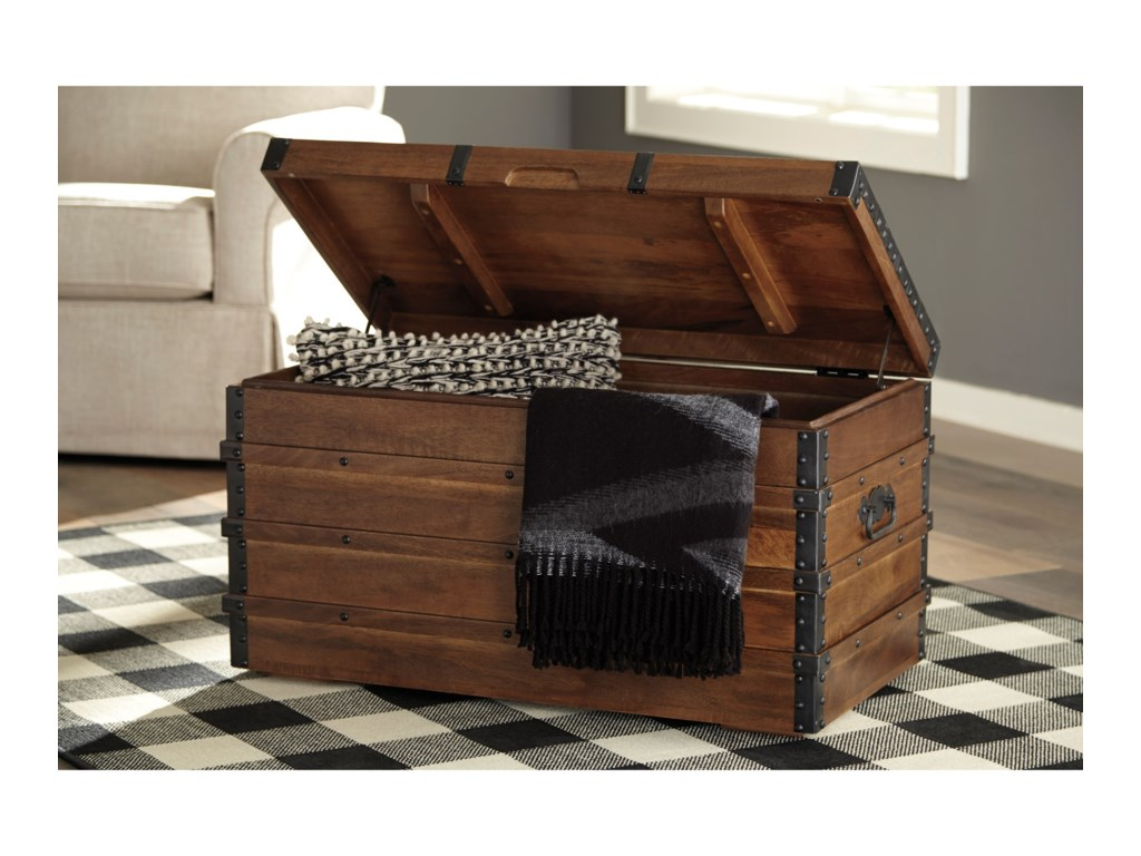 Signature Design by Ashley KingsbyStorage Trunk