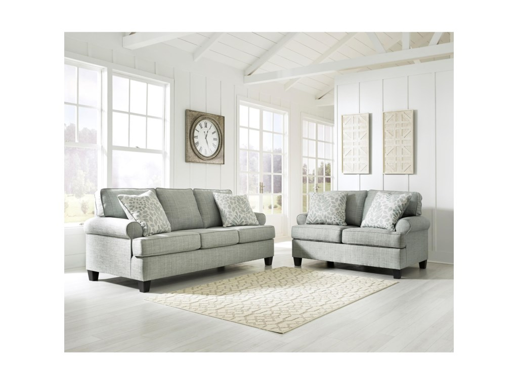 Signature Design by Ashley KilarneyStationary Living Room Group