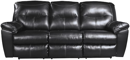 Signature Design by Ashley Kilzer DuraBlend® Contemporary Reclining Sofa