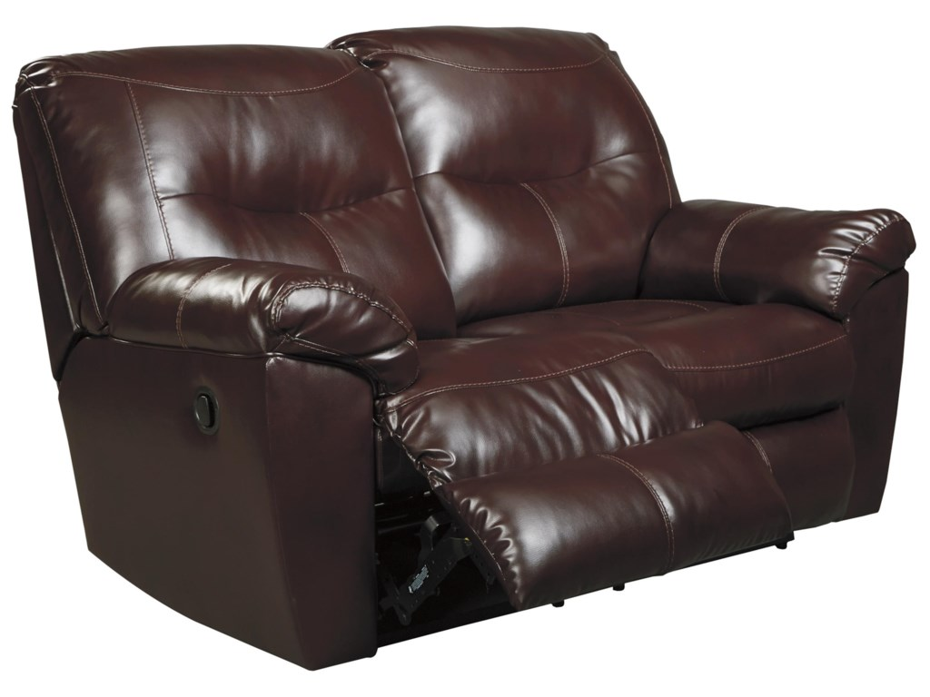 Signature Design by Ashley Kilzer DuraBlend®Reclining Loveseat