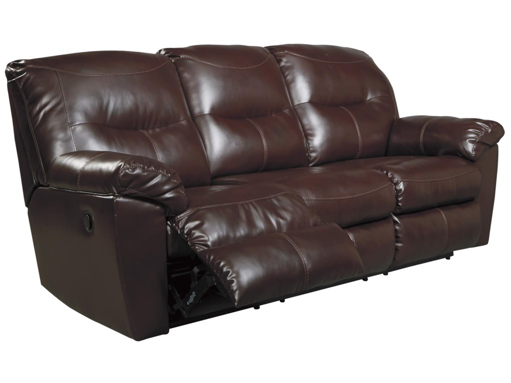 Signature Design by Ashley Kilzer DuraBlend®Reclining Sofa