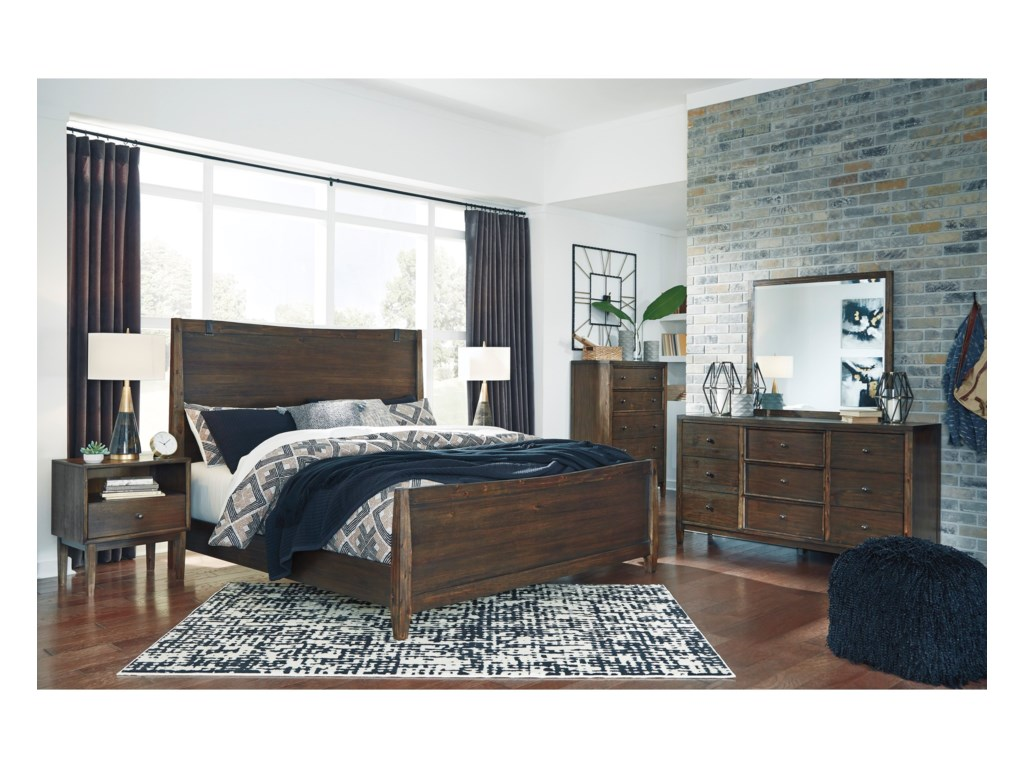 Signature Design by Ashley LolaQueen Bedroom Group
