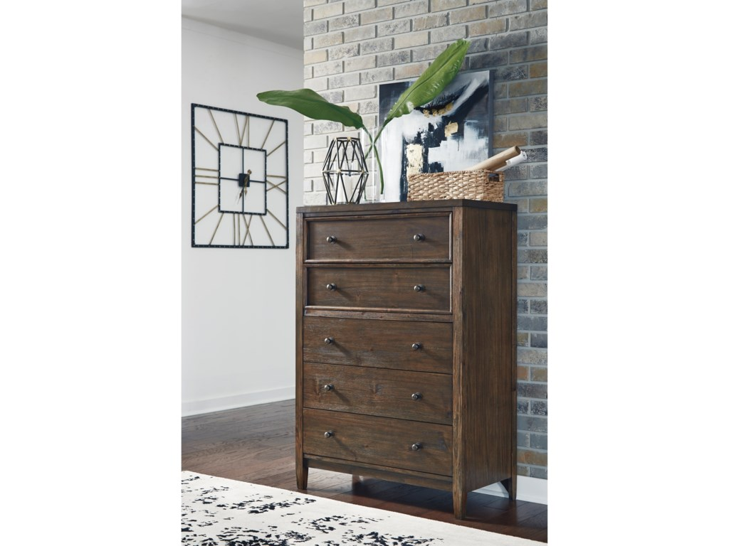 Signature Design by Ashley KisperFive Drawer Chest