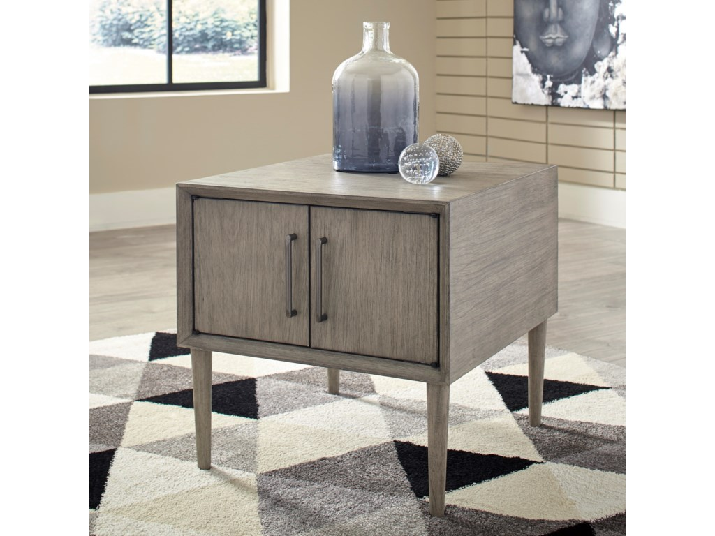 Signature Design by Ashley AstersonRectangular End Table