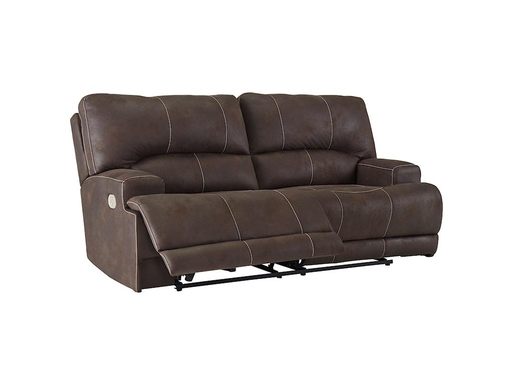 Signature Design by Ashley KitchingPower Reclining Sofa