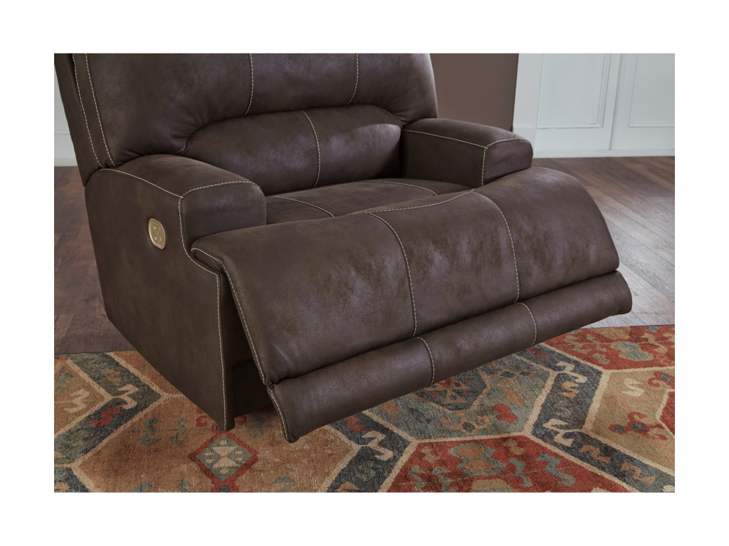 Signature Design by Ashley KitchingWide Seat Power Recliner