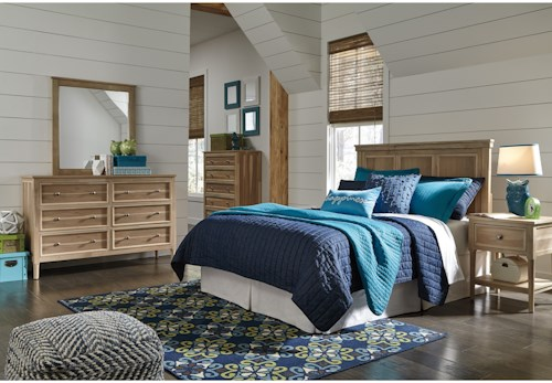 Signature Design by Ashley Klasholm Queen Bedroom Group