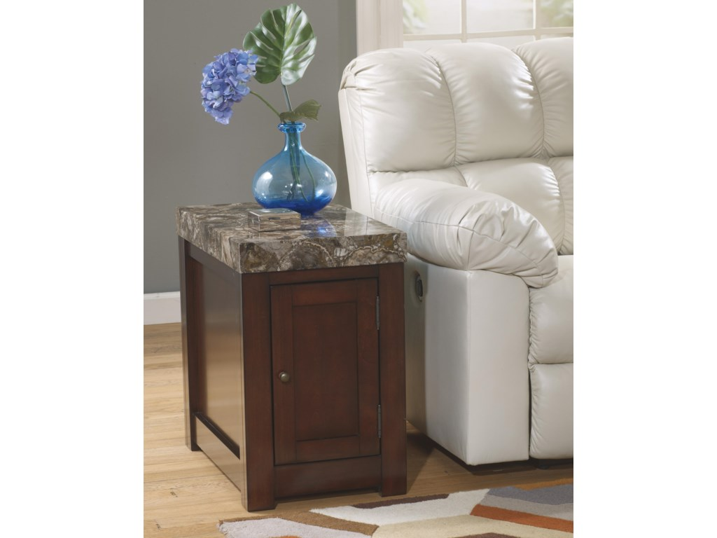 Trendz KristenChair Side End Table