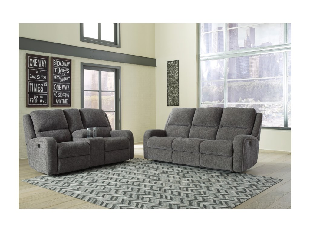 Signature Design by Ashley KrismenReclining Living Room Group