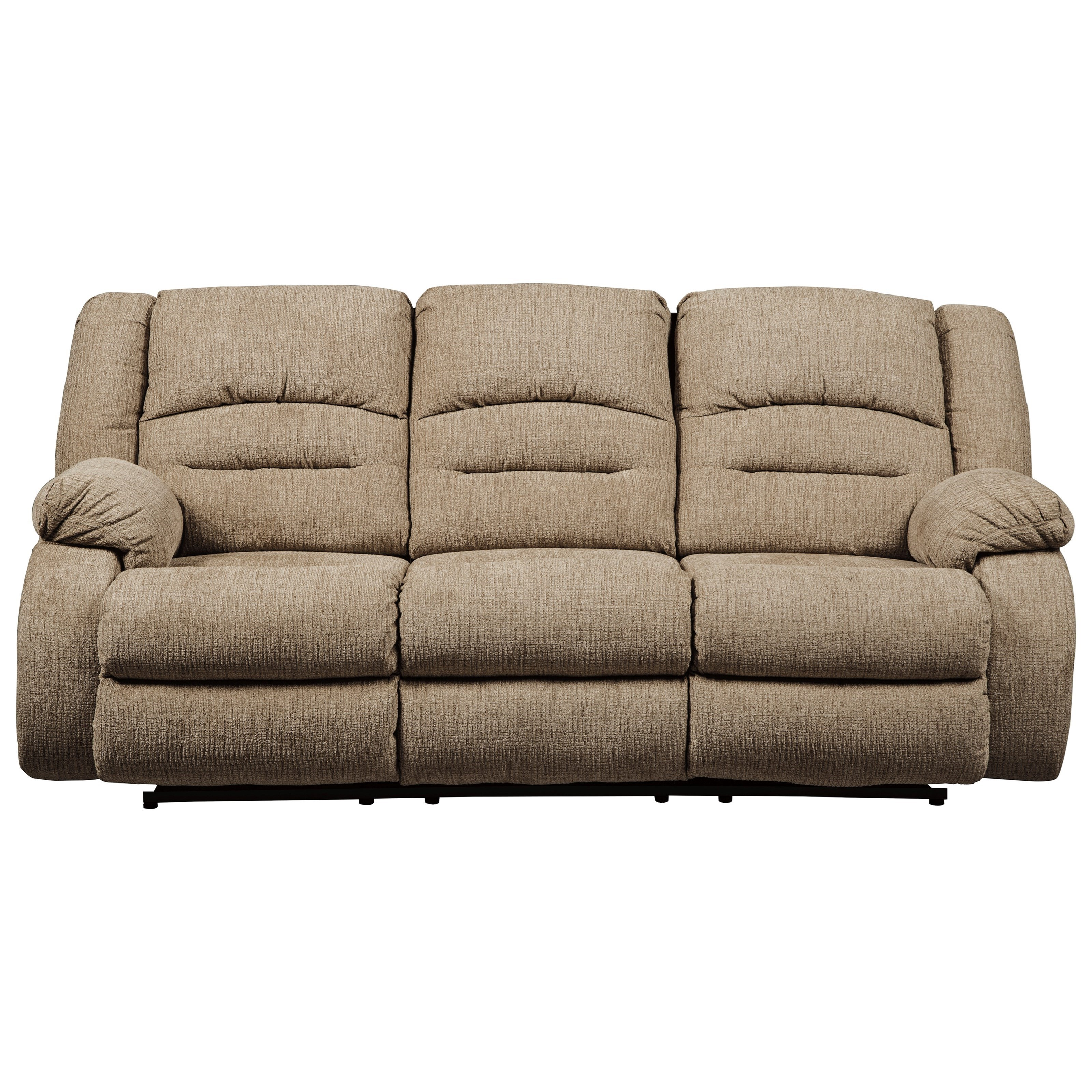 Signature Design By Ashley Labarre Power Reclining Sofa With Adjustable  Headrest | Royal Furniture | Reclining Sofas