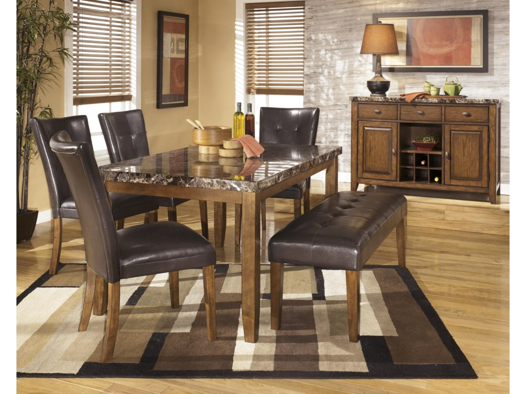 Benchcraft LaceyCasual Dining Room Group