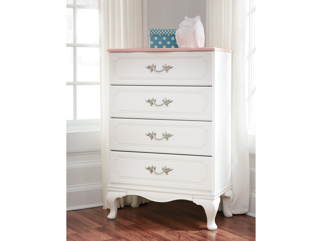 Signature Design by Ashley Laddi4 Drawer Chest