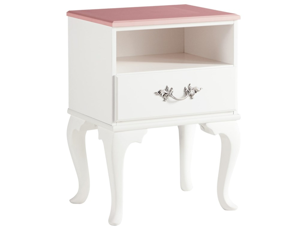 Signature Design by Ashley LaddiOne Drawer Night Stand