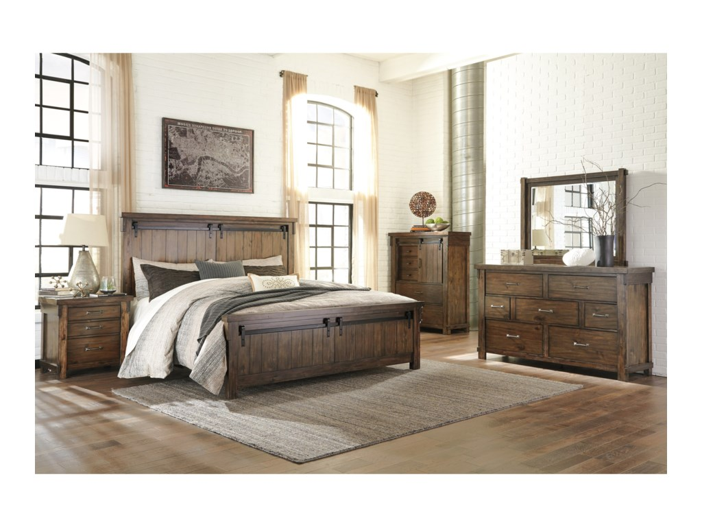 Signature Design by Ashley LakeleighQueen Bedroom Group